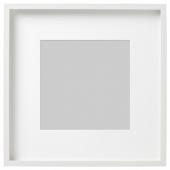РИББА Рама, белый, 50x50 см